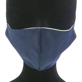 Mascarilla Adulto Azul Marino