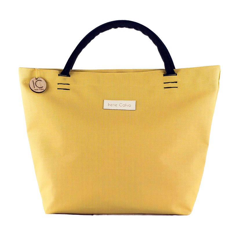 Bolso de Mano Samoa Amarillo